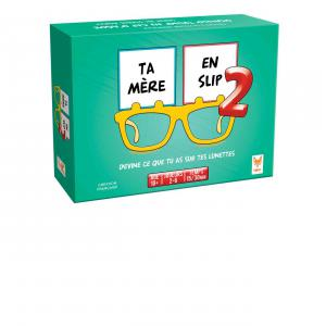 Topi Games - TMS2-659001 - Ta mère en slip 2 - Format Moyen (16,5 x 22 x 5) (400964)
