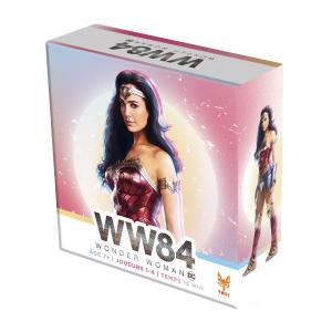 Topi Games - WW-619001 - Wonder woman - Format Grand (26,5 x 26,5 x 7,5) (400966)
