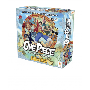 Topi Games - OP-629001 - One piece - Format Grand (26,5 x 26,5 x 7,5) (400968)