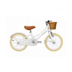 Banwood - BW-CL-WHITE - Vélo enfant classique blanc Banwood (401016)