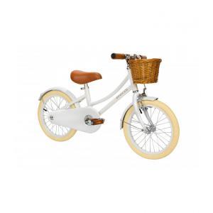 Banwood - BW-CL-PINK - Vélo enfant classiqu blanc Banwood (401016)