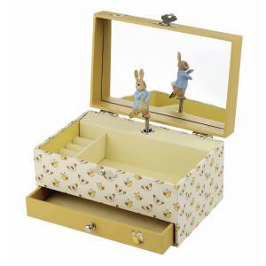 Trousselier - S60860 - Boite à Bijoux Musicale Peter Rabbit©© (403468)