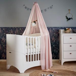Leander - 502905 - Flèche de lit bébé LEANDER Blanc (403668)