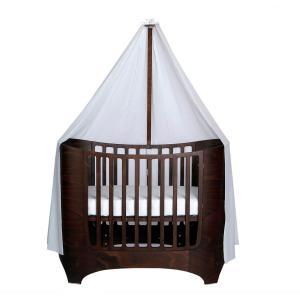 Leander - 210520-07 - Classic, Flèche de lit bébé, Noyer (403670)