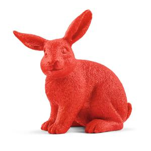 Schleich - 72139 - Lapin rouge collector (403734)