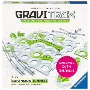 Ravensburger - 27623 - GraviTrax Set d'Extension Tunnels (403738)