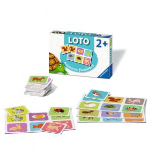 Ravensburger - 24145 - Loto Animaux familiers (403770)