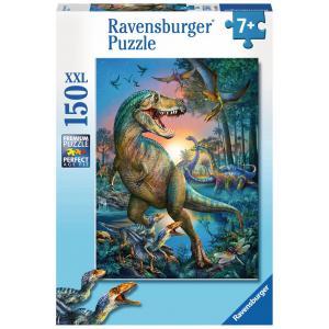 Ravensburger - 10052 - Puzzle 150 p XXL - Le dinosaure géant (403862)