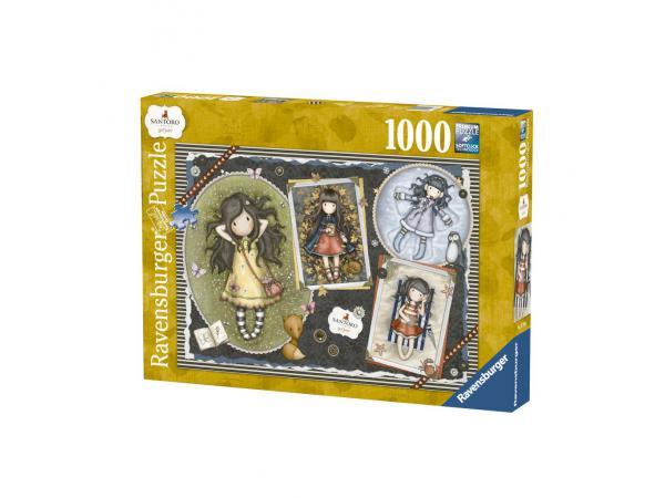 Puzzle 1000 pièces - four gorjuss seasons