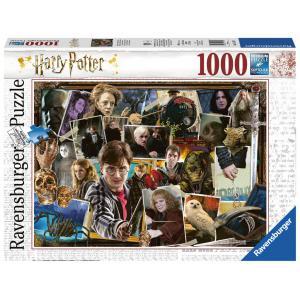 Ravensburger - 15170 - Puzzle 1000 pièces - Harry Potter contre Voldemort (403972)