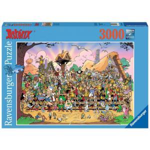 Ravensburger - 14981 - Puzzle 3000 pièces - L'univers Astérix (403992)