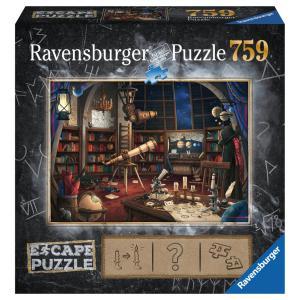 Ravensburger - 19956 - Escape puzzle 759 pièces - Observatoire astronomique (404018)