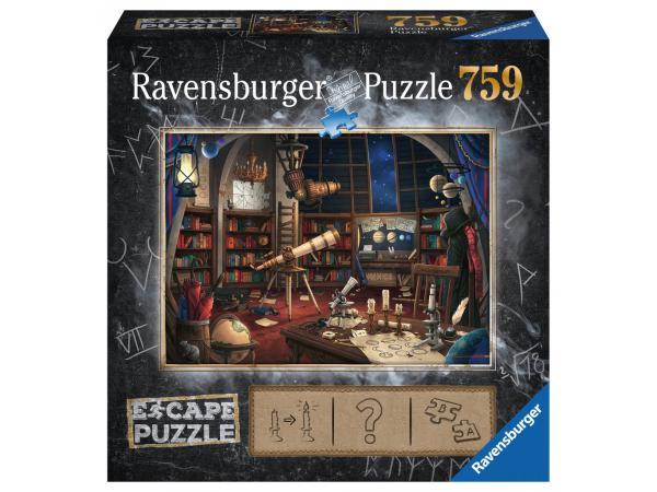 Escape puzzle 759 pièces - observatoire astronomique