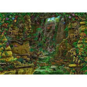 Ravensburger - 19957 - Escape puzzle  759 pièces - Temple Ankor Wat (404020)