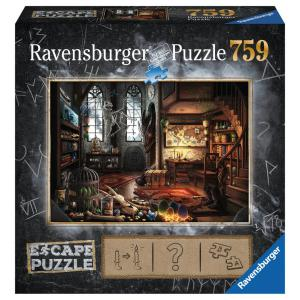 Ravensburger - 19960 - Escape puzzle - L'antre du dragon (404026)