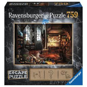 Ravensburger - 19960 - Escape puzzle - L'antre du dragon (404026)