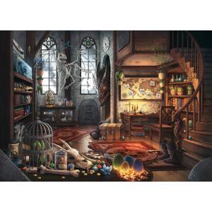Ravensburger - 19960 - Escape puzzle  759 pièces - L'antre du dragon (404026)