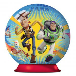 Toy Story - 11847 - Puzzle 3D rond 72 pièces - Toy Story 4 (404038)