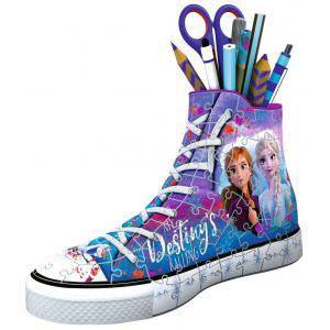 Disney - 12121 - Puzzle 3D Sneaker - Disney La Reine des Neiges 2 (404054)