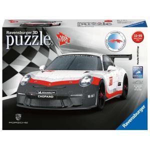 Ravensburger - 11147 - Puzzle 3D Porsche 911 GT3 Cup (404070)