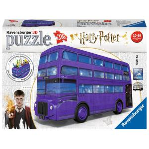 Ravensburger - 11158 - Puzzle 3D Magicobus / Harry Potter (404074)