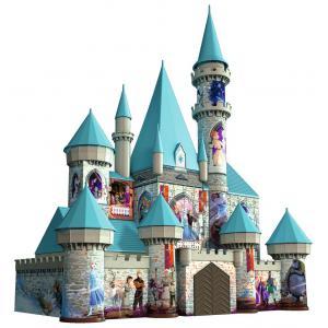 Ravensburger - 11156 - Puzzle 3D Château de La Reine des Neiges / Disney (404080)