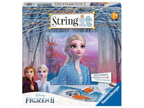 Jeux créatifs - string it midi: la reine des neiges