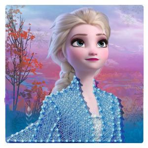 Disney - 18076 - Jeux créatifs - String It midi: La Reine des Neiges (404188)