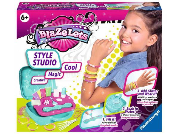 Jeux créatifs - blazelets style studio