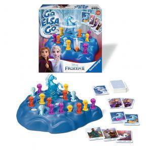 Ravensburger - 20425 - Jeux de société enfants - Jeux d'action - Croque Carotte La Reine des Neiges (404228)