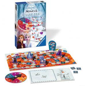 Ravensburger - 20426 - Jeux de société enfants - Jeux d'action - Jeu La Reine des Neiges (404232)