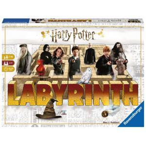 Ravensburger - 26031 - Jeux de société famille - Jeux de réflexion -Labyrinthe Harry Potter (404254)