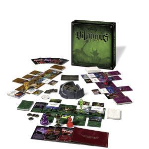 Ravensburger - 26067 - Jeux de société famille - Jeux de réflexion -Villainous (404258)