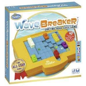 Ravensburger - 76332 - Jeux de société famille - ThinkFun -Wave Breaker (404266)
