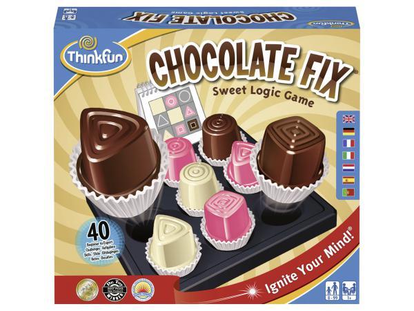 Jeux de société famille - thinkfun -chocolate fix