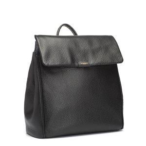 Storksak - SK4591 - Sac à dos à langer en cuir véritable St James Black (405686)