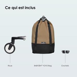 Babyzen - BZ10212-12 - YOYO+ bag - Toffee (405704)