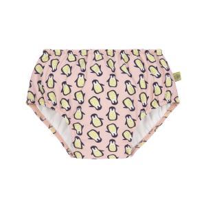 Lassig - 1431001739-12 - Couche maillot de bain filles Pingouin pêche (406038)