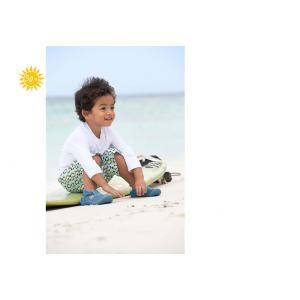 Lassig - 1431009538-06 - Short de bain garçons Pingouin menthe (406198)