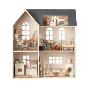 Maileg - 11-9003-00 - House of miniature - Dollhouse  - Taille 80 cm - à partir de 36 mois (406452)
