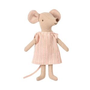 Maileg - 16-9732-01 - Big sister mouse in box - Taille 12 cm - de 0 à 36 mois (406512)
