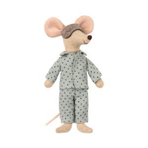 Maileg - 16-9740-03 - Pyjamas for dad mouse (406518)