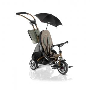 Puky - 2416 - City-Premium tricycle - bronze - modèle CAT S6 CEETY (406852)