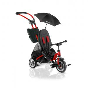 Puky - 2417 - City-Premium tricycle - rouge - modèle CAT S6 CEETY (406854)