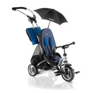 Puky - 2412 - City-Premium tricycle - argent - modèle CAT S6 CEETY (406858)