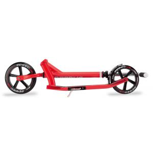 Puky - 5000 - Scooter en aluminium, pliable - rouge - modèle Speedus One (406920)