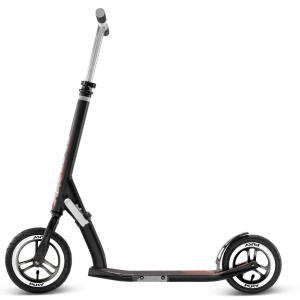 Puky - 5004 - Scooter en aluminium, pliable, pneumatique - noir/rouge - modèle Speedus Two (406928)