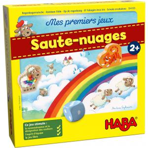 Haba - 304189 - Mes premiers jeux – Saute-nuages (406996)