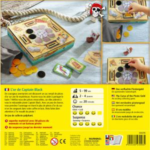 Haba - 304295 - L'or de Captain Black (407092)