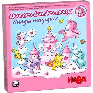 Haba - 304540 - Licornes dans les nuages – Nuages magiques (407212)
